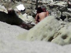 Amateur Beach Voyeur