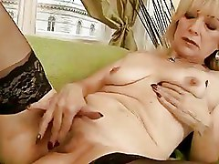 Fisting Granny Stockings
