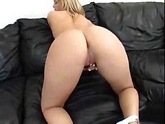 cumshot blonde blowjob booty bigass
