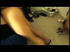 Cumshots Handjobs Stockings