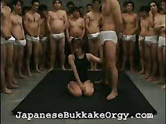 Asian Cumshot Group Japanese Gangbang Asian Brunette Bukkake Cum Shot Gangbang Japanese School 