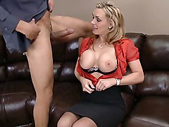 office  mature  mom  milf  white  big tits  massive tits  beautiful tits  business clothes  in clothes  blonde  lingerie  stockings  black stockings  moan  cock ride  at work  sofa  quality  tall  naughty office  hardcore  fuck  sex  cock ride Tanya Tate