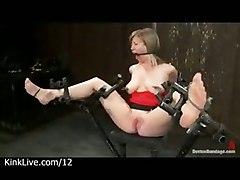 device bondage bondage bdsm bondage bound bondage tie kink live submission