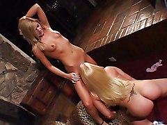 Lesbian MILF Blonde Blonde Caucasian High Heels Lesbian Licking Vagina MILF Masturbation Oral Sex Pornstar Toys Vaginal Masturbation Aspen Brooke Hunter Heidi Mayne McKenzee Miles