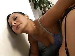 anal stockings cumshot oiled milf blowjob threesome bigtits bigass pussyfucking