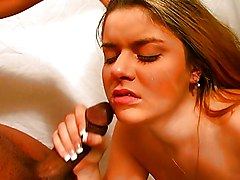 Teens Blowjob Cumshot Blonde Blonde Blowjob Caucasian Couple Cum Shot Gagging Oral Sex Pornstar Swallow Teen