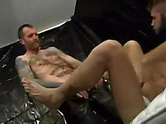 sex hardcore tattoo fuck hole gay leather bareback bb raw hunk