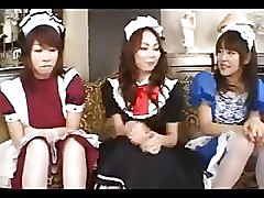 Asian Japanese Maids