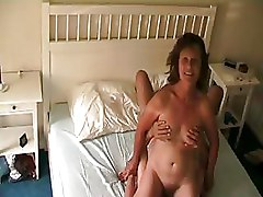 Bedroom Homemade amateur riding