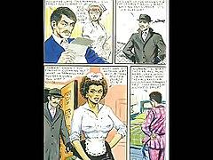 Cartoons Comics Femdom Art