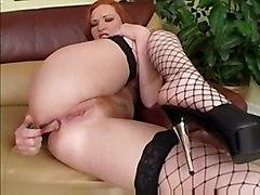 anal hot interracial creampie blowjob redhead toy pussylicking asstomouth pussyfucking balllicking