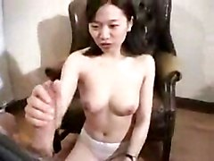 Teens Blowjob Asian POV Asian Black-haired Blowjob Couple Masturbation Oral Sex POV Teen Titfuck