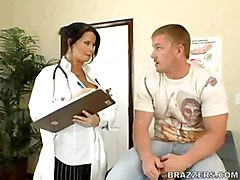 milf thighs maya doctor pounded backshots