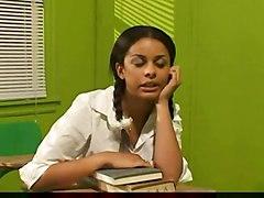 stockings teen latina schoolgirl teacher