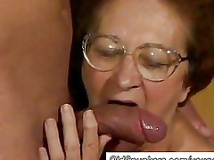 Mature Moms and Boys hardcore older
