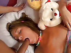 Blowjobs Sleeping Teen