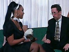 Blowjobs Deep Throat Ebony Maids