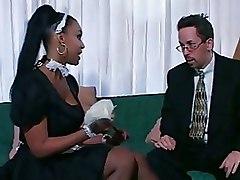 Blowjobs Deep Throat Ebony Maids