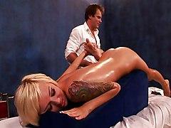 Teens Blonde Creampie Blonde Caucasian Couple Cream Pie Massage Masturbation Piercings Tattoos Teen Vaginal Masturbation Vaginal Sex