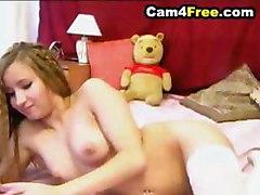 blond tits slim sexy pussy orgasm orgasm tits nipples jugs boobs masturbation solo fingering