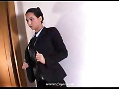 Victoria  From Business Suit To Birthday Suit