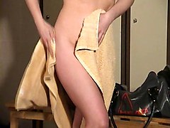 Susanna Francessca Upskirt And Strip