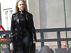 Blondes Latex Softcore
