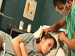 Fetish Hospital Sleeping Speculum