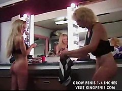 blond brunette cocksuck deepthroat shaved small tits group