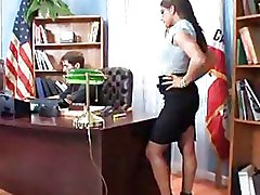Office Secretaries Skirts