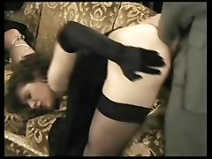 Foot Fetish French Stockings