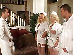 Doctors Group Sex Nurses orgy