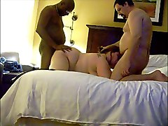 Anal BBW Threesomes
