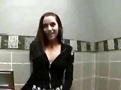 Amateur Hardcore Toilet