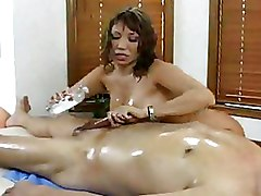 Babes Massage Oiled