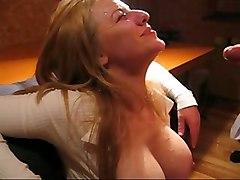 Amateur Facials Tits