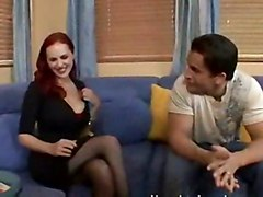 hardcore hot milf redhead fuck man to younger likes