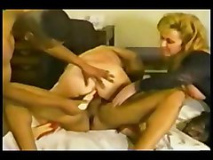 Amateur Double Penetration Interracial