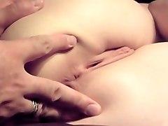 Amateur Anal Fingering