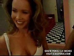 cocksuck deepthroat nice tits group cumshot blowjob