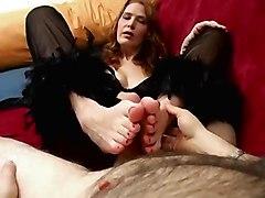 Foot Fetish Pornstars