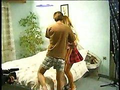 Teens Blonde Blonde Blowjob Caucasian Couple Kissing Oral Sex Teen Vaginal Sex