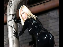 susan wayland black latex