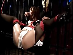 oiled asian hairypussy bdsm fetish sextoys japanese jap