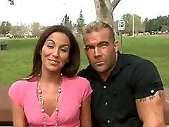 Cuckold Milf Outdoor Pick up o