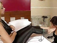 Foot Fetish Foot Slaves