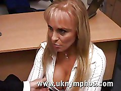 Big Tits Blowjobs Milf Office