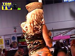 erotika parade tomtv tv tom hungexpo hungary andics tomor britney spring public live show party