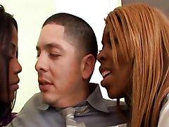 Ebony Group Interracial Black-haired Blowjob Cum Shot Ebony Interracial Licking Vagina Masturbation Oral Sex Shaved Threesome Vaginal Masturbation Vaginal Sex Jayden Hart Remy Hart