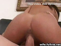 housewife brunette pussy reality straight hardcore